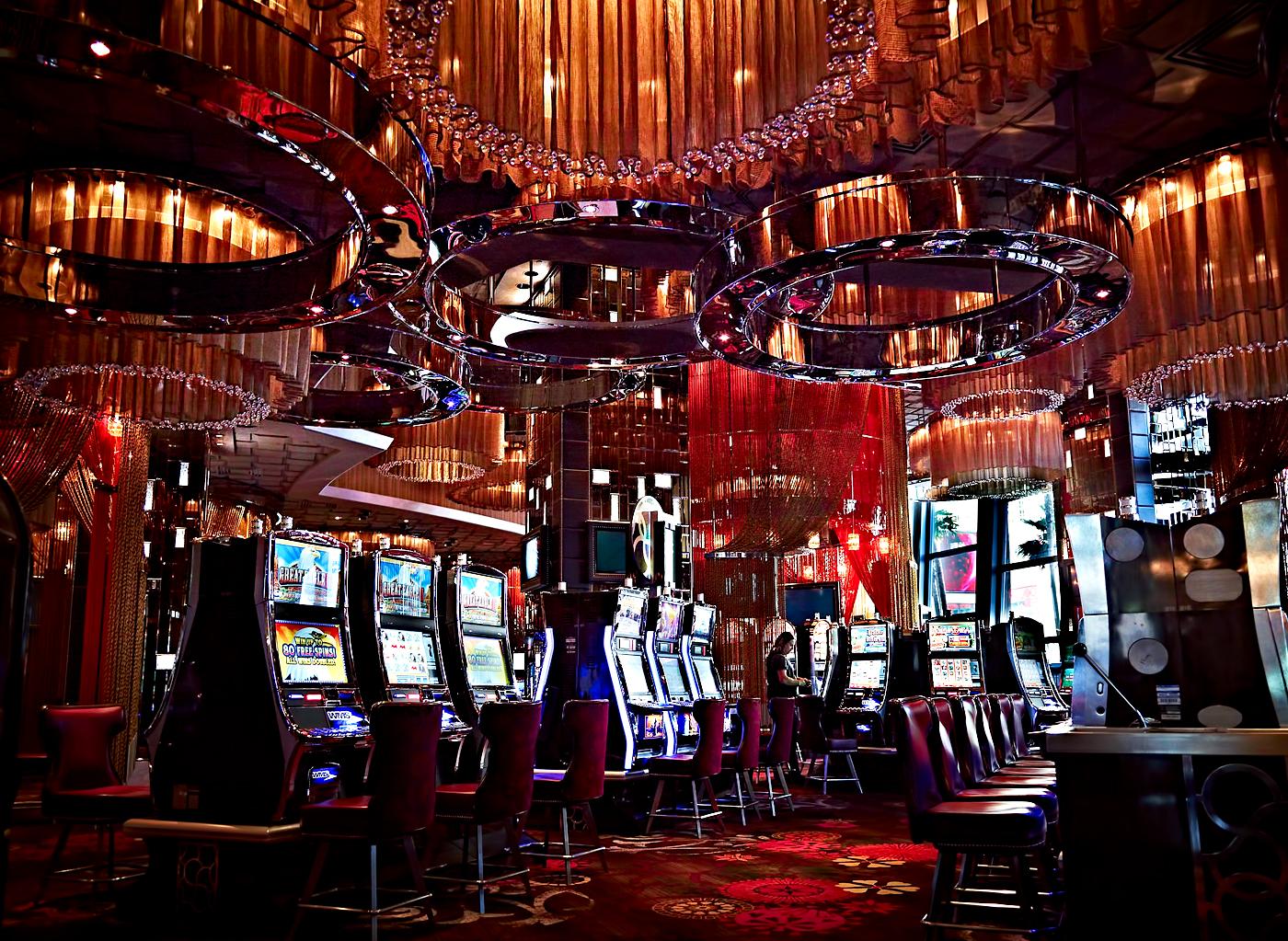 The Cosmopolitan Hotel and Casino