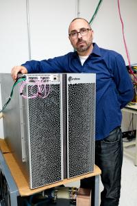 Andrew Feldman - CEO of Cerebras. AI, Semiconductor, WSE, Waffer Scale Engine, artifiical intelligence, computing, hardware.
